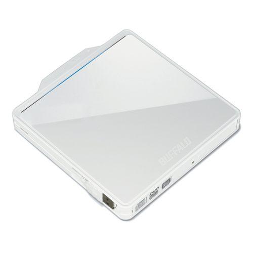 台中平價鋪全新巴比祿BUFFALO DVSM-PC58U2VW外接式DVD燒錄機白