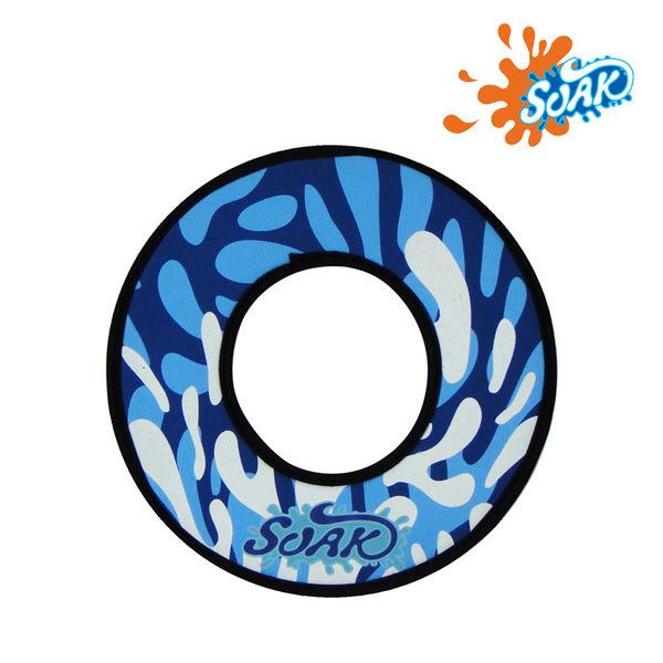 SOAK環形飛盤AN-0503城市綠洲海灘.水上.遊戲.兒童.戲水