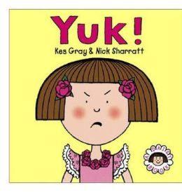 繪本123吳敏蘭老師書單YUK英文繪本Nick Sharratt英國人氣作家