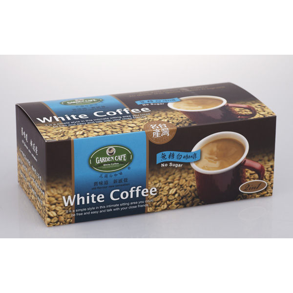 Garden Cafe白咖啡-無糖20g*15入