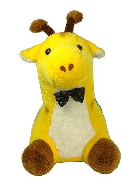 YOSHITOKU長頸鹿绒毛布偶61X50X33cm(含運價)