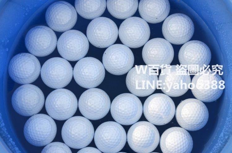 TTYGJ高爾夫練習球雙層浮水球10個裝