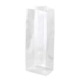 《荷包袋》折角點心袋 9x25cm ◤空白透明◥ 50入