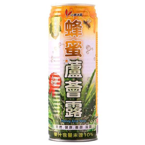 小美冰團蜂蜜蘆薈露白葡萄口味500ml