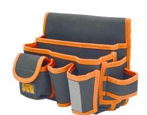 多功能工具腰包多插袋電工維修收納掛包送腰帶