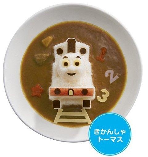 【發現。好貨】日本湯瑪士飯糰模具 壽司便當模 火車造型咖啡飯模型親子DIY 野餐趣