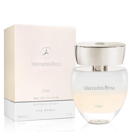 Mercedes Benz 賓士白色浪漫女性淡香水 30ml【七三七香水精品坊】