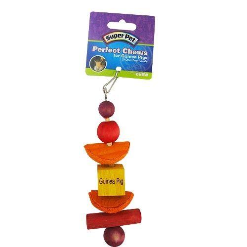 【zoo寵物商城】《SUPPER PET 》小動物專用造型啃木串