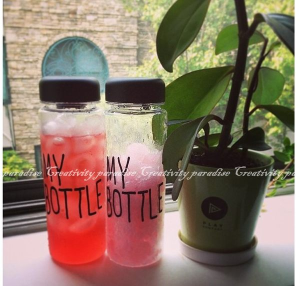【MY BOTTLE送麻布袋】日韓Today's special水壺水瓶檸檬杯冷水壺飲料杯隨身杯
