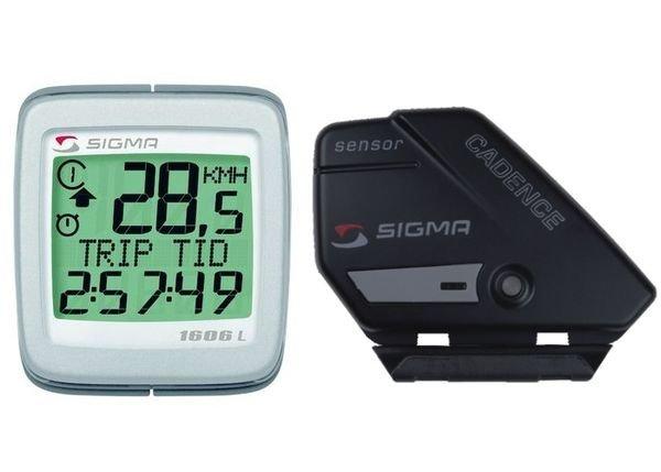 德國SIGMA SPORT西格瑪BC1060LDTS Cadence無線行車電腦自行車碼錶優惠價