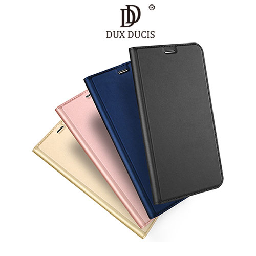 DUX DUCIS 4.7吋5.5吋iPhone 7 PLUS I7 i7 SKIN Pro側翻可站立皮套側掀氣質