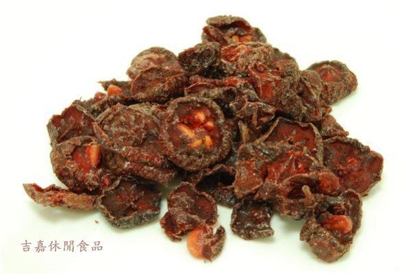 吉嘉食品油切果山楂仙楂蜜餞500公克103元500 MR62