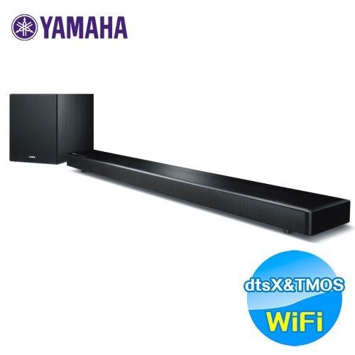 YAMAHA 7.1聲道數位無線環繞音響YSP2700