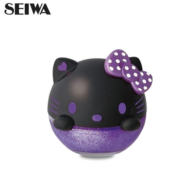旭益汽車百貨Hello Kitty凱蒂貓~HELLO KITTY車用芳香劑-KT438紫