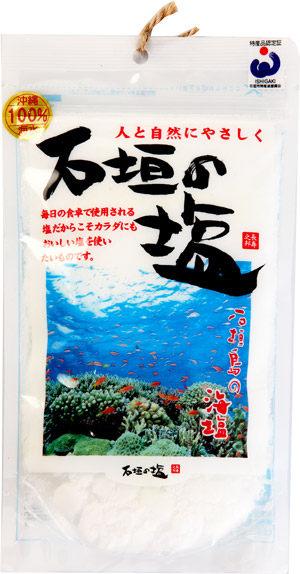 《沖繩》石垣島鹽200g