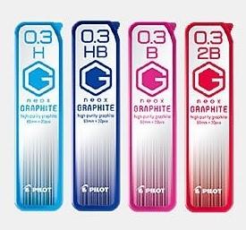 百樂 超級G自動鉛筆芯(HRF-3G)