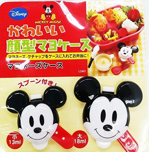 迪士尼米奇造型醬料盒