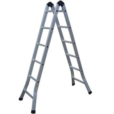 祥江鋁梯-擴孔式二關節梯12.5尺