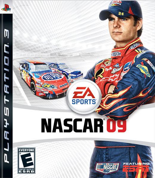PS3 NASCAR 09 納斯卡賽車09(美版代購)