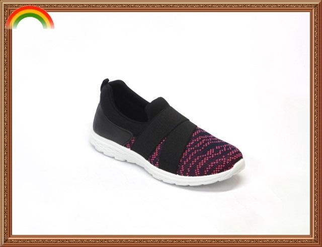 A-64 1愛麗絲的最愛新款上市.韓版時尚透氣網布舒適軟底休閒鞋繃帶鞋