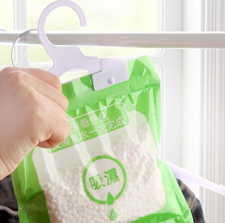 第2代 除溼防潮掛袋 160g 可掛式衣櫃防潮乾燥劑