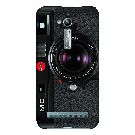 機殼喵喵華碩asus ZenFone go ZB500KL X00ADA手機殼軟殼保護套相機鏡頭