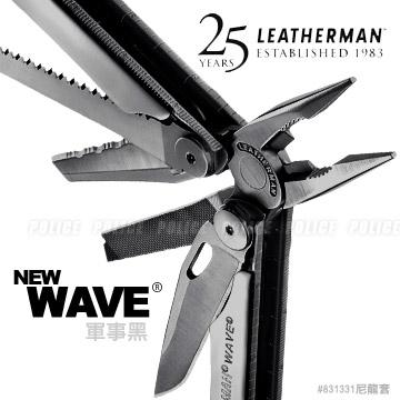 丹大戶外LEATHERMAN美國多功能工具鉗830166黑色尼龍套
