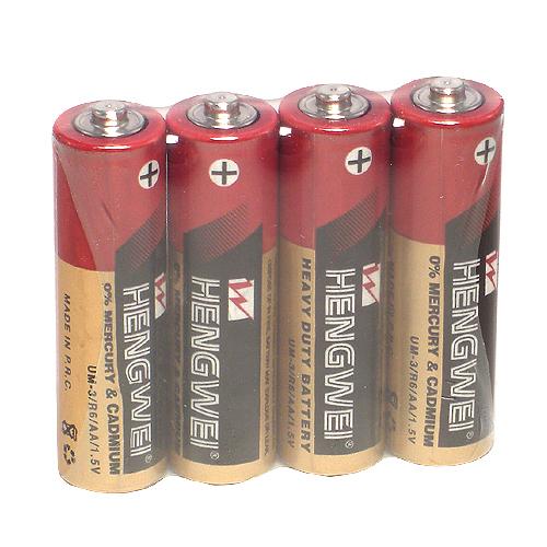 情趣用品女王 【HENGWEI】3號環保碳鋅電池(4顆入)