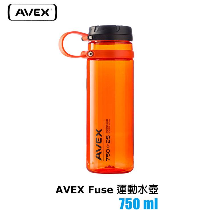 AVEX Fuse 運動水壺︱750ml / 城市綠洲