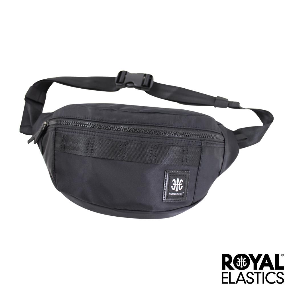Royal Elastics - Knight闇黑騎士系列 - 半月型腰/胸包  - 黑色