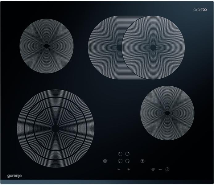 gorenje 歌蘭尼 ECT680-ORA  嵌入式 四口 玻璃電陶瓷爐 (220V電壓)【零利率】※熱線07-7428010
