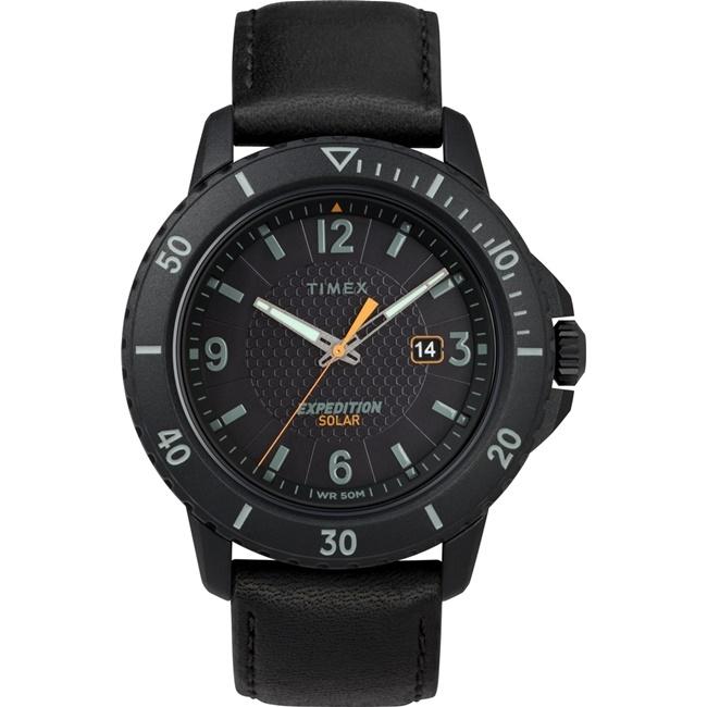 【TIMEX】 天美時 遠征系列 探險手錶 (黑 TXTW4B14700)