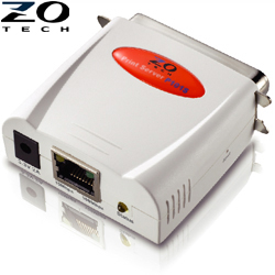 ZO零壹平行埠印表伺服器TECH P101S
