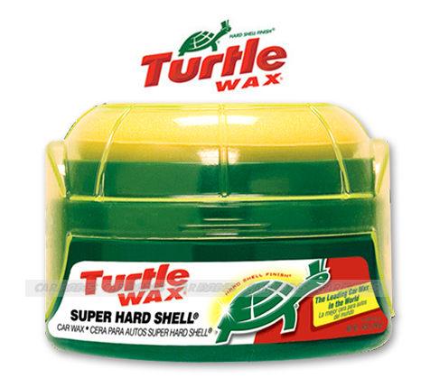 愛車族購物網美國龜牌Turtle Wax T222超硬殼保護軟蠟