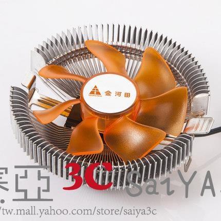 cpu散熱器散熱片風扇0臺式電腦CPU散熱風扇