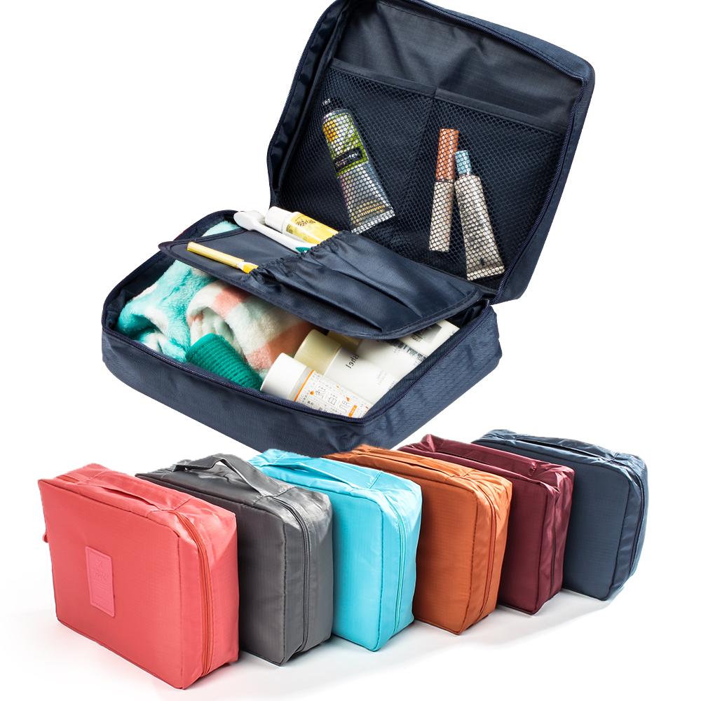 化妝包旅行盥洗包旅行收納化妝品盥洗包洗漱包沐浴包