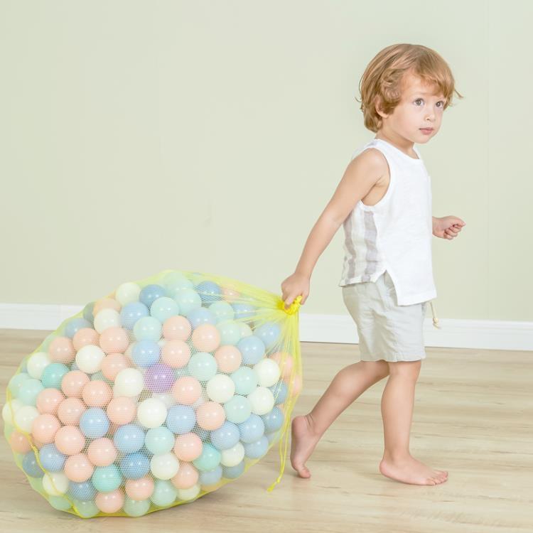 海洋球無毒兒童寶寶室內波波球池球池圍欄