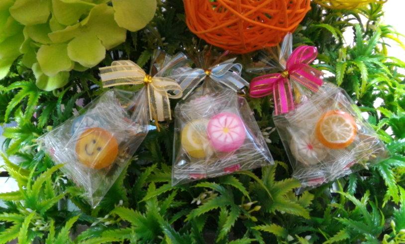出清婚禮小物-彩繪喜糖份婚禮布置喜糖桌上禮二次進場