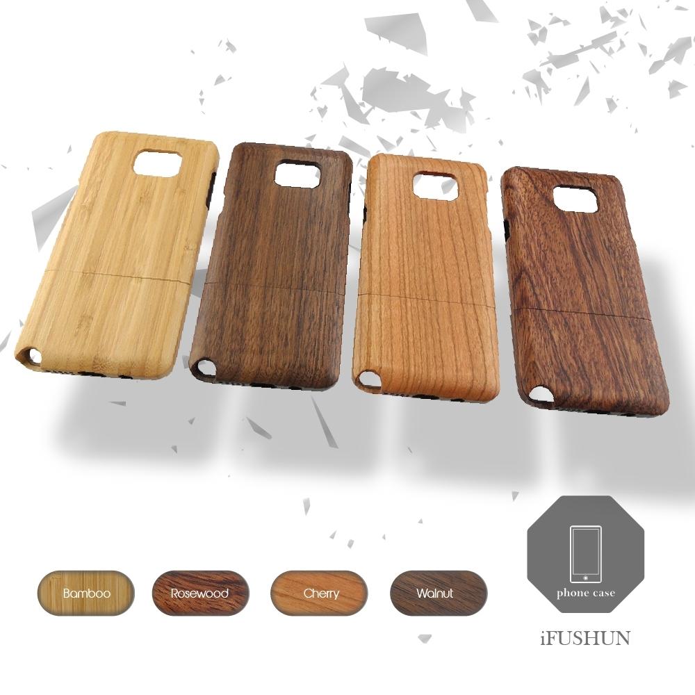 iFUSHUN Wooden case for SAMSUNG note5手機殼實木手機殼原木手機殼木作殼