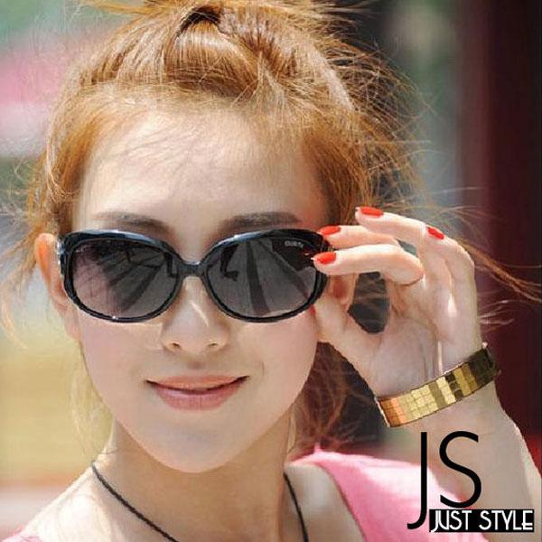 太陽眼鏡【JS精心苑】女用太陽眼鏡明星同款/墨鏡/飾品/配件/配飾