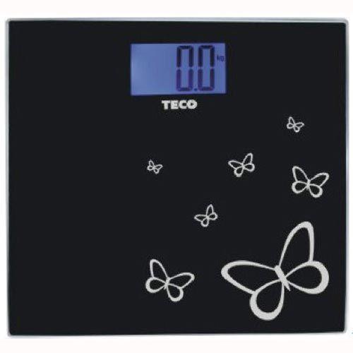 【TECO】東元藍光時尚體重計 XYFWT486 超薄造型輕巧不佔空間