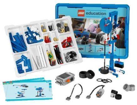 LEGO 樂高教育 9686 Simple & Powered Machines Set 動力機械組