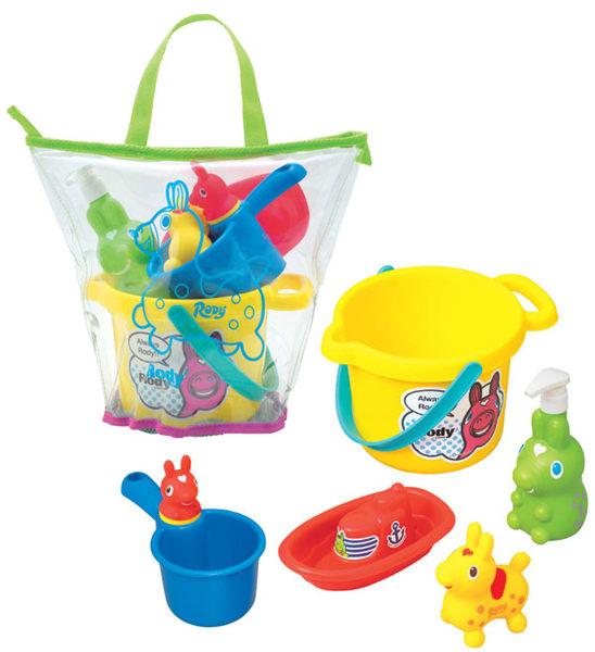 RODY 跳跳馬 洗澡玩具