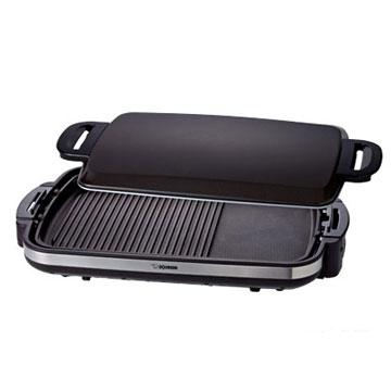 中秋烤肉必備象印分離式鐵板燒烤組EA-DNF10