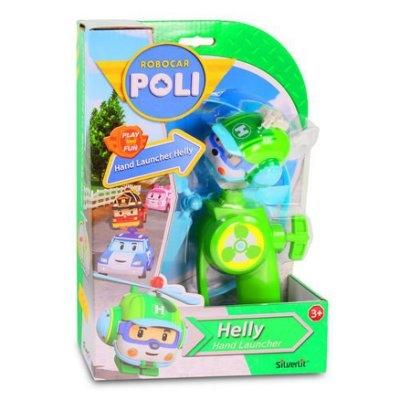 正版 赫利飛行玩具 ROBOCAR POLI 波力 救援小英雄i/ 飛行玩具/ 無需電池/ 伯寶行