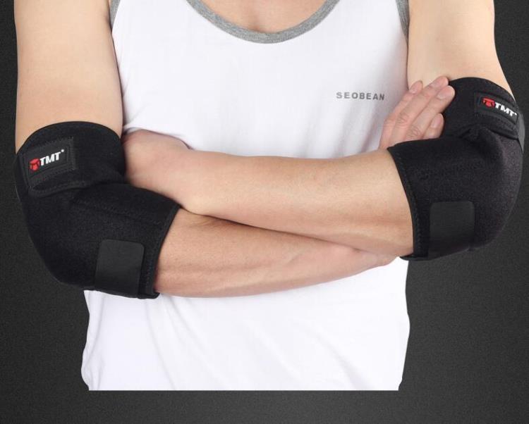 運動護肘健身護手肘關節護腕護臂元氣少女