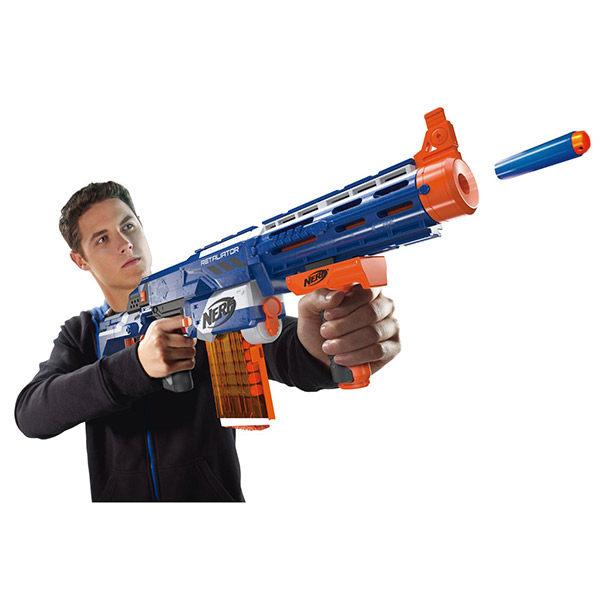 【NERF 孩之寶】肩帶(背帶)←復仇者四合一衝鋒槍生存遊戲槍 樂活射擊對戰 elite 菁英 彈夾 彈匣