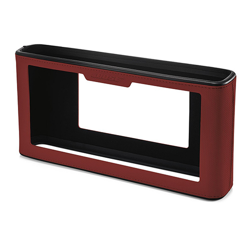 美國代購Bose SoundLink III Cover彩色保護殻-深紅