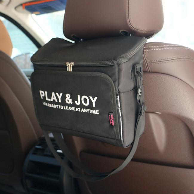 WEEKEIGHT可手提可肩背車用多功能保溫袋保冷袋保冰袋