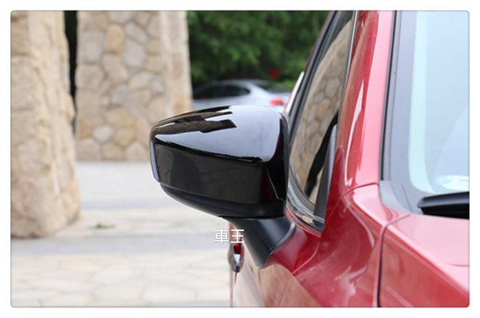 車王小舖2015 All New Mazda 3馬3全新馬3馬自達3後視鏡蓋裝飾蓋